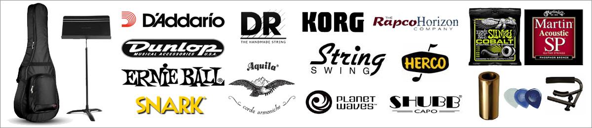 Accessories Brand Logos