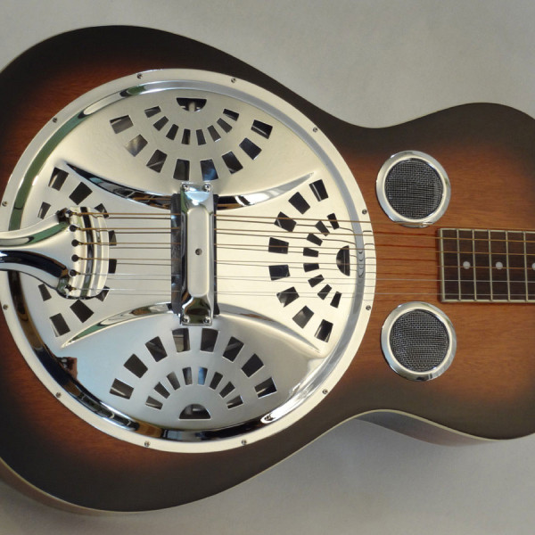 Goldtone Squareneck Resonator Guitar PBS