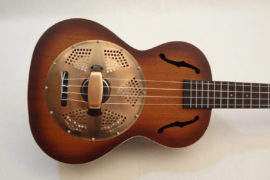 Kala RES-BRS Resonator Ukulele