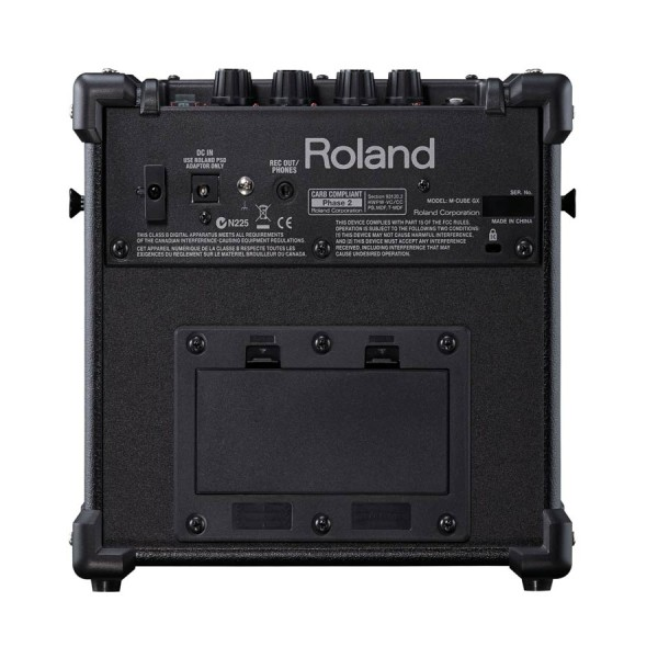 Roland MICROCUBE GX Battery Powered Amplifier 3