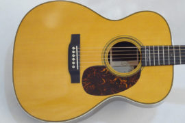 C.F. Martin Eric Clapton Guitar Model 000-28EC