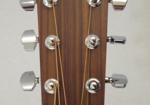 C.F. Martin D-18 Acoustic Guitar Headstock