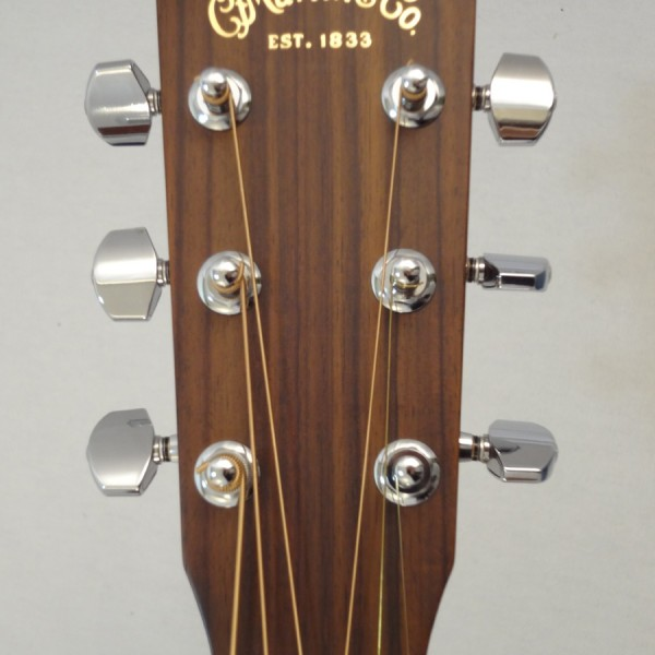 C.F. Martin D-18 Acoustic Guitar Headstock