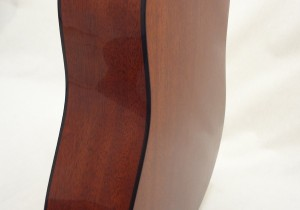 C.F. Martin D-18 Acoustic Guitar Back Angled View