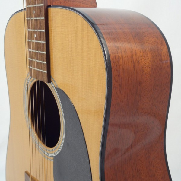 C.F. Martin D-18 Acoustic Guitar Side View