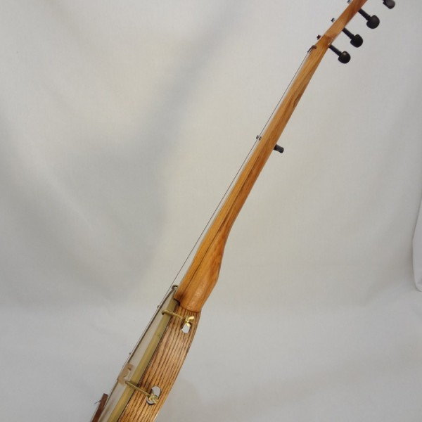 Eric Prust Minstrel Banjo Side View 1