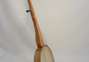 Eric Prust Minstrel Banjo Angled View
