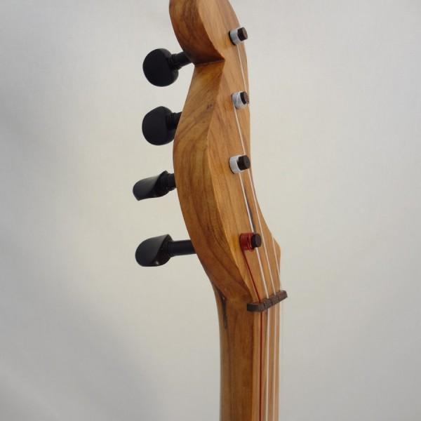 Eric Prust Minstrel Banjo Headstock 1
