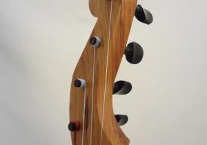 Eric Prust Minstrel Banjo Headstock 2