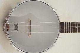 Goldtone BUC Banjo Ukulele Main View