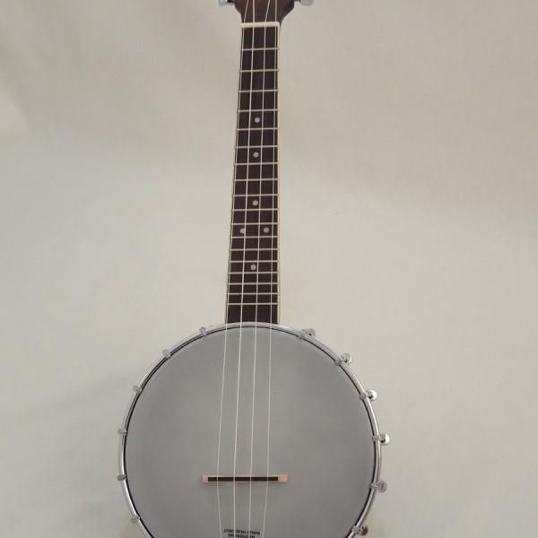 Goldtone BUC Banjo Ukulele Front View