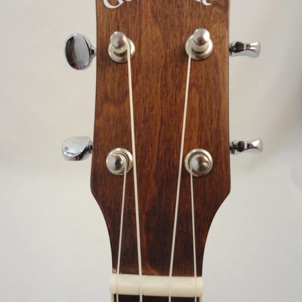 Goldtone BUC Banjo Ukulele Headstock View