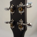 Goldtone BUC Banjo Ukulele Headstock Back View