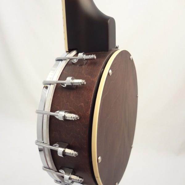 Goldtone BUC Banjo Ukulele Back View 1