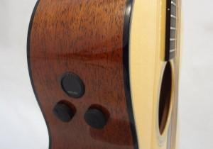 Martin 000-18E Retro Short Scale Acousitc Guitar  Electronics