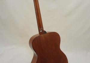 Martin 000-18E Retro Short Scale Acousitc Guitar Back View
