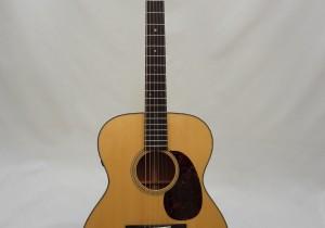 Martin 000-18E Retro Short Scale Acousitc Guitar Front View
