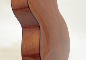 Martin 000-18E Retro Short Scale Acousitc Guitar Back Angled View