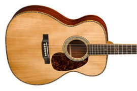 C.F. Martin Limited Edition Acoustic Guitar. Limited to only 75