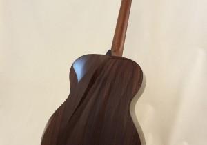 C.F. Martin OM-21 Acoustic Guitar Full Back View