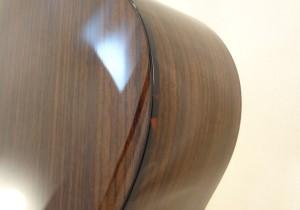 C.F. Martin OM-21 Acoustic Guitar Binding View