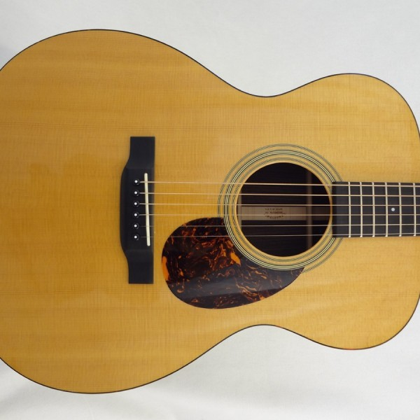 C.F. Martin OM-21 Acoustic Guitar Front VIew