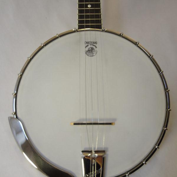 Deering Vega 2 Tubaphone Banjo Main View