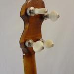 Deering Vega 2 Tubaphone Banjo Headstock Back