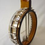 Deering Vega 2 Tubaphone Banjo Back View 2