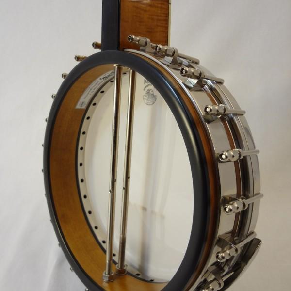 Deering Vega 2 Tubaphone Banjo Back View 3
