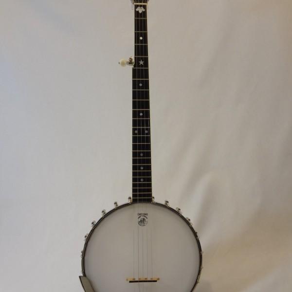 Deering Vega 2 Tubaphone Banjo Full Front View