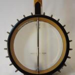 Deering Vega 2 Tubaphone Banjo Rim View