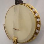Paramount Vintage Banjo 1927 Front View 3