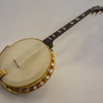 Paramount Vintage Banjo 1927 Angled Front View 2