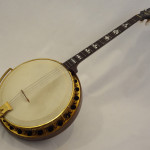 Paramount Vintage Banjo 1927 Front Angled View 1