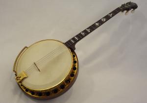 Paramount Vintage Banjo 1927 Front Angled View 1