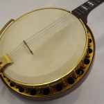 Paramount Vintage Banjo 1927 front angled view