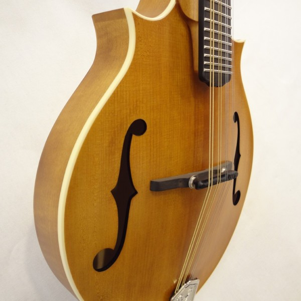 Weber 2 Point Bitterroot Mandolin Front Angled View 2
