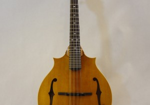 Weber 2 Point Bitterroot Mandolin Front View
