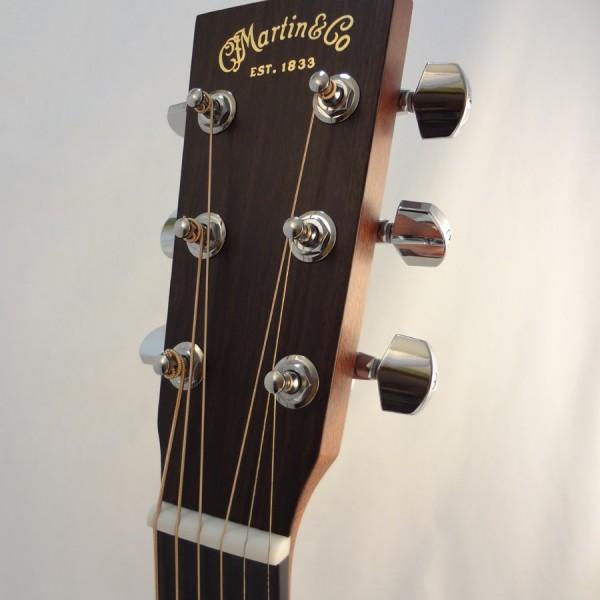 C.F. Martin GPCPA4 Shaded Acoustic Guitar Headstock