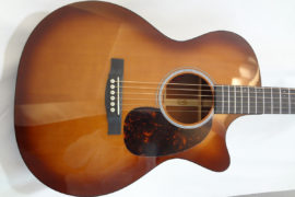 C.F. Martin GPCPA4 Shaded Acoustic Guitar Main View