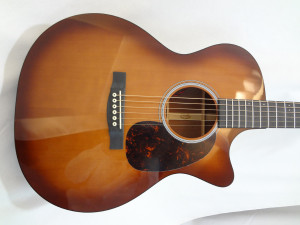 C.F. Martin GPCPA4 Shaded Acoustic Guitar Main View