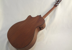 C.F. Martin GPCPA4 Shaded Acoustic Guitar (5)