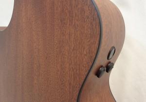 C.F. Martin GPCPA4 Shaded Acoustic Guitar Pickup View