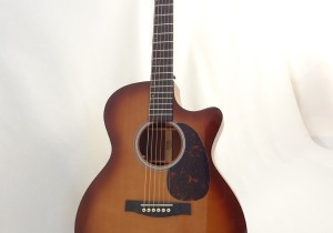 C.F. Martin GPCPA4 Shaded Acoustic Guitar Full Front View