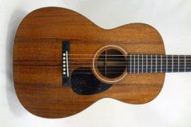 C.F. Martin Koa Guitar 000-28K Main View