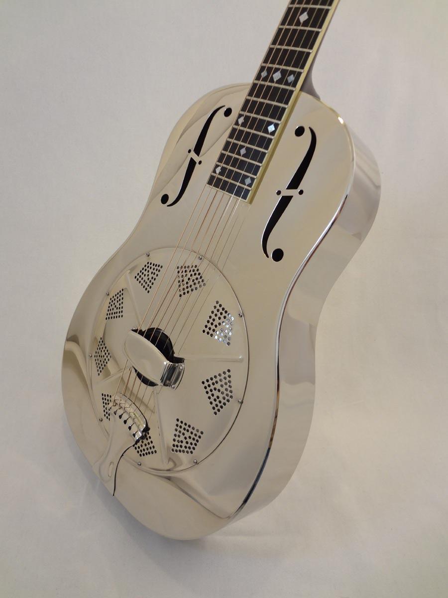 Asian music store tricone resonator guitar