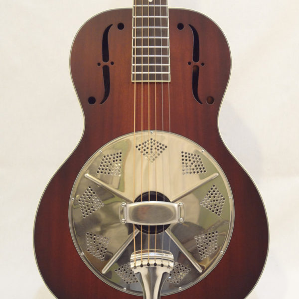 National Resonator El Trovador Guitar Main View