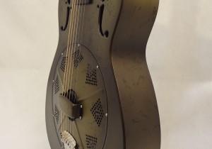 National Resonator NRP 14-fret Guitar Side View