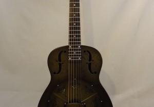 National Resonator NRP 14-fret Guitar Full Front View